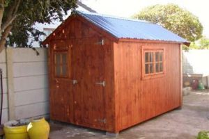 Affordable wendy houses in cape town